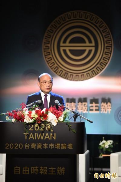 李登輝辭世》蘇貞昌緬懷李前總統 病榻時仍心繫台灣