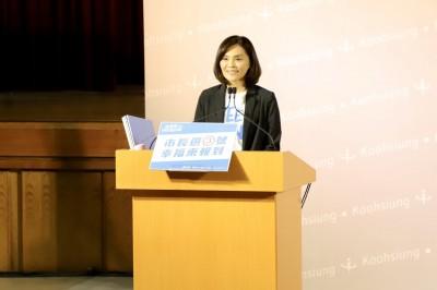 高市長補選政見會》李眉蓁答非所問 高閔琳:很有韓國瑜特色