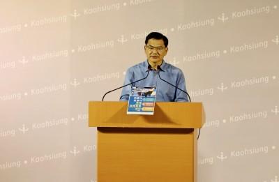高市長補選政見會》吳益政:提案修改統籌分配款 讓高雄財政自主