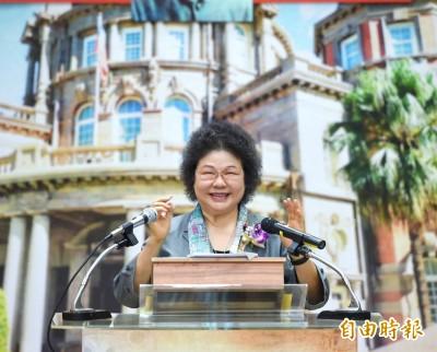 修憲廢考監? 陳菊:若為社會共識將「樂觀其成」