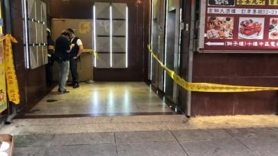 西門町獅子林大樓傳意外 維修工人困電梯井疑遭電梯壓死