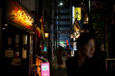 武漢肺炎》東京新增292例    要求供酒餐廳縮短營業時間