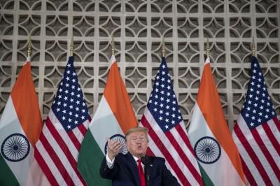 加強抗中力道!美國兩黨議員致函印度外長籲「加強合作」