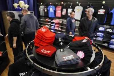 川普鼓吹買「美國貨」 自家品牌網店僅1/3美國製造