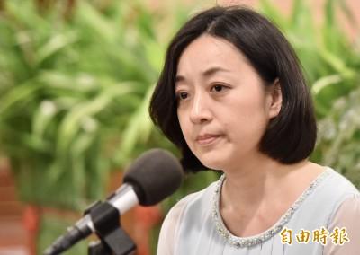 支持爸爸享5天「有薪陪產檢假」 王婉諭:下會期促修法通過