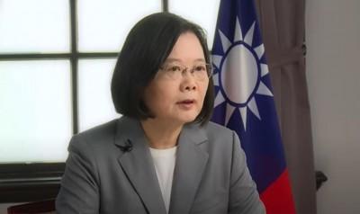 蔡英文美智庫演說:台灣將續扮自由與民主的堅實堡壘