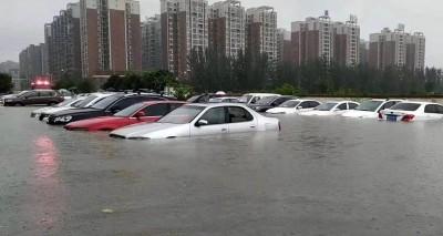 三峽大壩壓力增!長江4號洪水今形成 重慶水位一夜暴漲5公尺