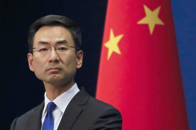 耿爽又當「戰狼」!控英美對新疆做出不實指控 抹黑中國努力