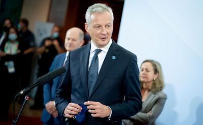 歐中視訊峰會前夕 法財長、德商界籲歐盟擴大施壓北京