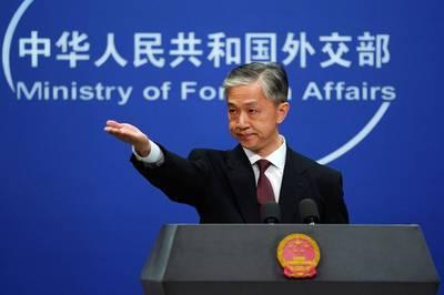 同意歐盟訪新疆 中國反酸:相信歐方能解决自身人權問題