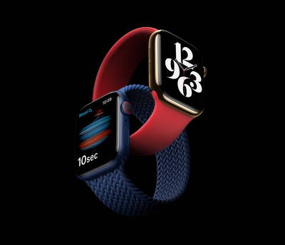 Apple Watch S6「血氧偵測」屬醫材  食藥署:未申請藥證前不能用
