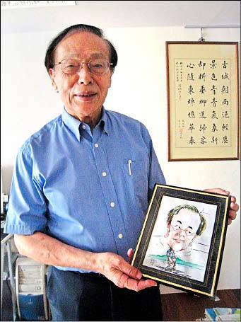 文化大學大氣系教授劉廣英。(記者林嘉琪攝)