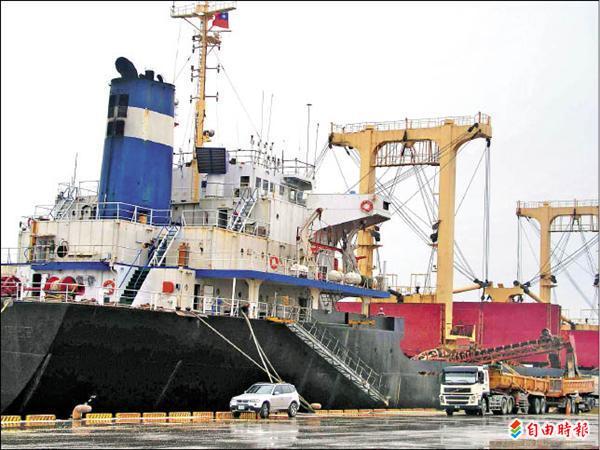 交通部評估安平商港改名為台南商港。(記者洪瑞琴攝)