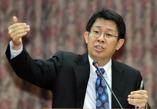 教育部長蔣偉寧曾保證會凍漲學費,教團呼籲他信守承諾。(資料照)