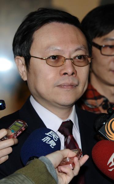陸委會表示,主委王郁琦與中國國台辦主任張志軍的會面,將不會觸及馬習會相關議題。(資料照)