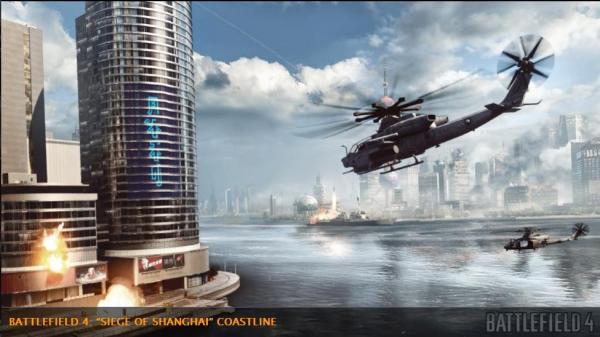 中國文化部以文化侵略為由,全面封鎖網路遊戲《戰地風雲4》。(照片擷取自《戰地風雲4》官方網站)
