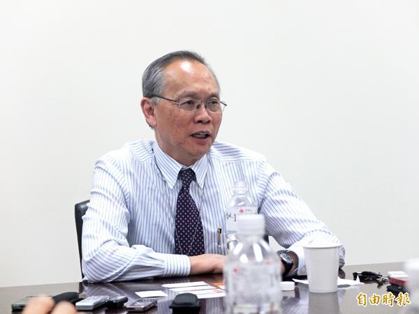 美國國務院亞太局「亞太經合會」(APEC)資深官員王曉岷(Robert S. Wang)。(記者曹伯晏攝)