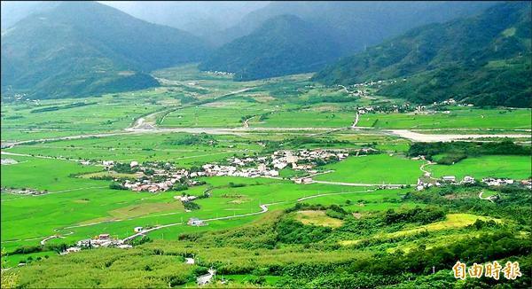 羅山等有機村獲遊客青睞,成功的經驗將推動至花蓮縣其他地區。(記者游太郎攝)