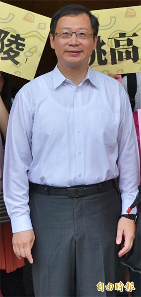 吳志揚(資料照,記者謝武雄攝)