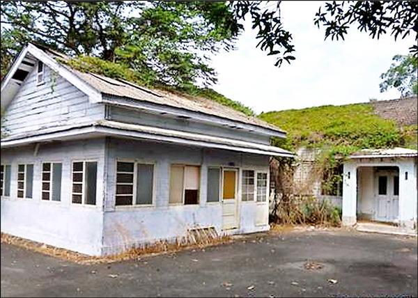玉井糖廠廳舍將修繕做為噍吧哖事件紀念館。(圖:王峻潭提供)