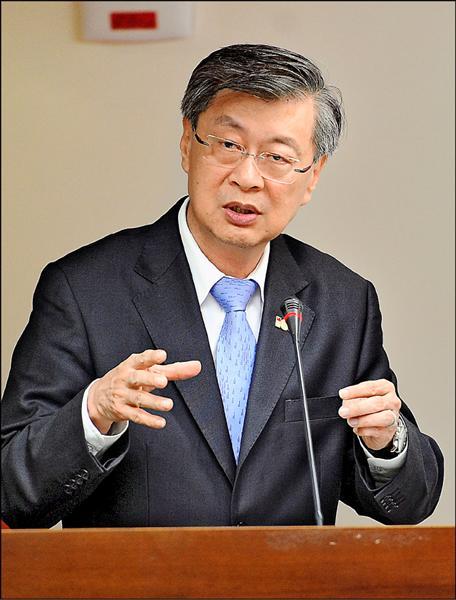 前行政院長、總統府資政陳冲。(資料照)
