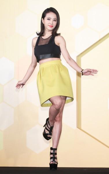 蔡依林得到網友最想與她結婚的女藝人第3名。(資料照,記者王文麟攝)