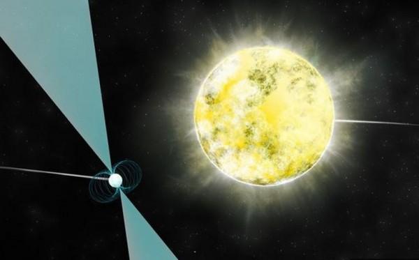 科學家發現一個全由鑽石組成的星球。(擷自鏡報)