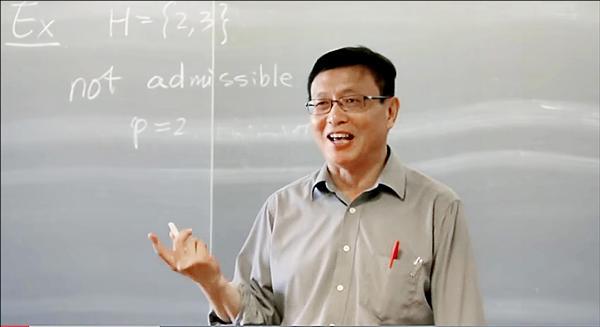 新科院士張益唐以數學界傳奇之姿,榮登中研院院士。(取自美國之音中文網)