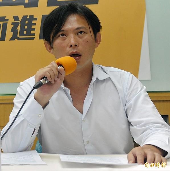 黃國昌。(資料照,記者廖振輝攝)