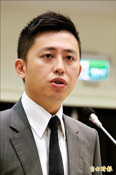 民進黨將提名新竹市議員林智堅參選下屆新竹市長。(記者蔡彰盛攝)