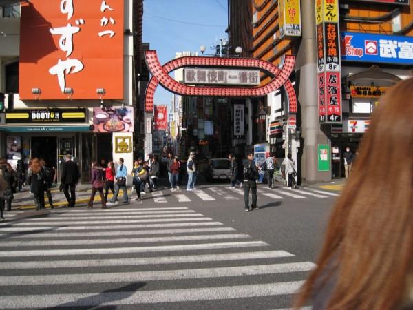 東京歌舞伎町是日本少數的大型紅燈區之一。(資料照,記者陳慧貞攝)