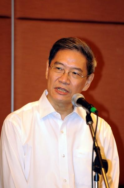 中國國台辦主任張志軍。(資料照,記者張忠義攝)