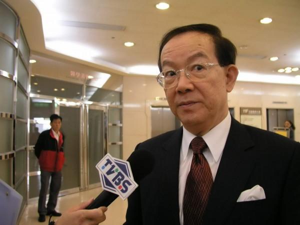 前司法院副院長城仲模,在2006年與一名女子進摩鐵70分鐘被拍。(資料照,記者徐夏蓮)