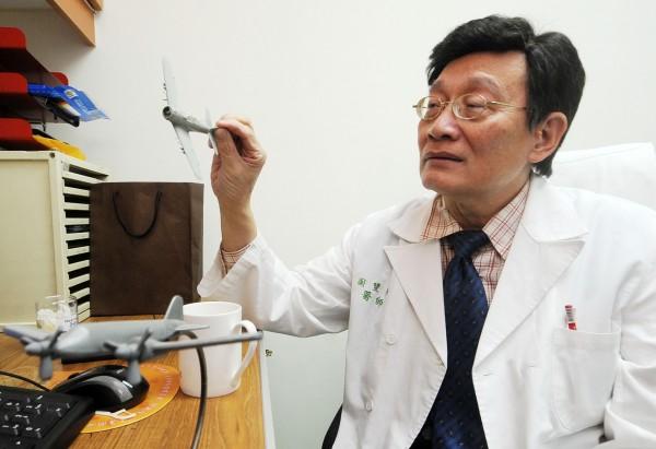 台大醫院婦產科醫師謝豐舟今日表示,柯文哲的言論「婦科醫師是在女人大腿間討生活。」自己聽到後,覺得沒有感到有侮辱的意思。(資料照,記者王敏為攝)