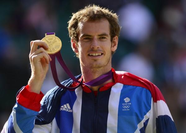 穆雷一直以來都代表英國征戰各大網球賽事。(法新社)