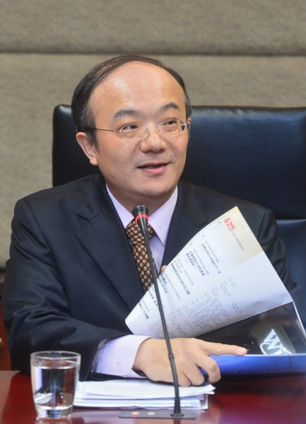 NCC主委石世豪表示,「小米機問題還沒有全部解決」,仍有異常的資料回傳情形。(資料照,記者王藝菘攝)