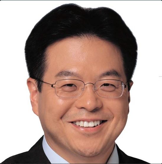 日本官房副長官世耕宏成今日表示,12月10日將實行特定秘密保護法。(圖擷取自Twitter)