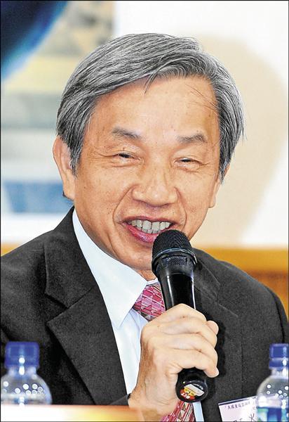 台灣社社長張炎憲。(資料照)