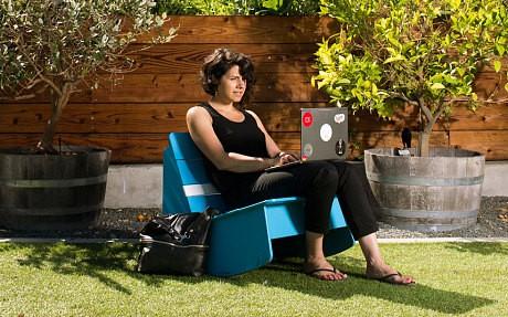 泰林斯受Google聘請,擔任職業駭客。(圖擷自英國《每日電訊報》)