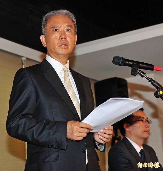 頂新集團前董事長魏應充(左)。(資料照,記者簡榮豐攝)