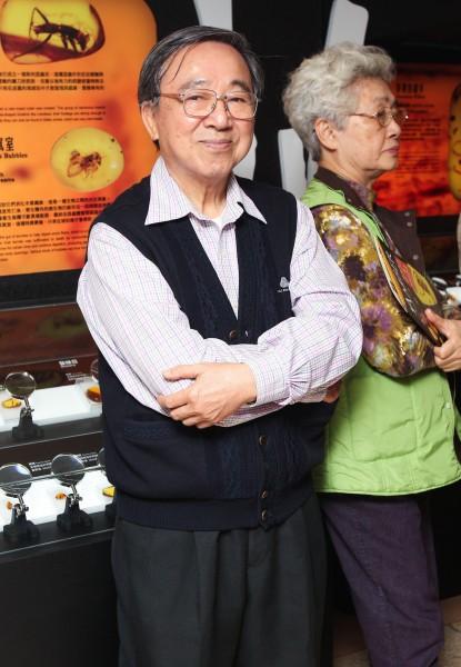 憲法權威李鴻禧感念義美長期對台灣社會的默默付出,他甘心義務為義美代言廣告。(資料照,記者王文麟攝)