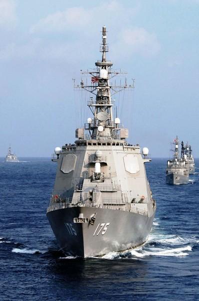 日本海上自衛隊官員,企圖強姦輕微智障女子未遂被逮。(圖擷自《維基百科》)
