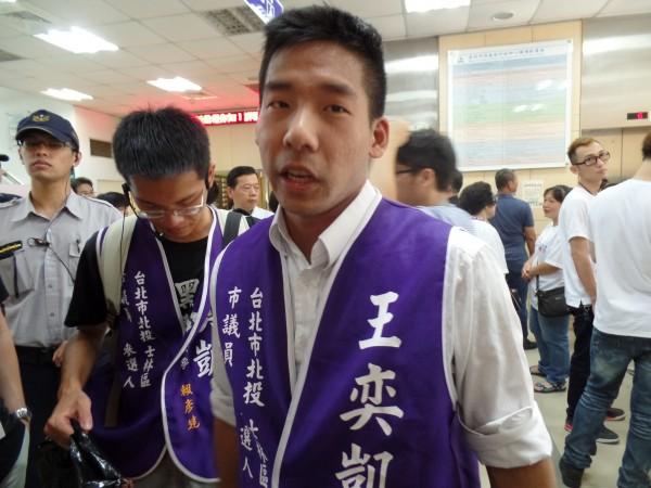台北市議員候選人王奕凱爆料,連勝文的弟弟連勝武違法將台灣有機水稻種植的關鍵技術引進到中國,並與中國地方政府簽訂高達85億新台幣的投資協議。(資料照,記者郭安家攝)