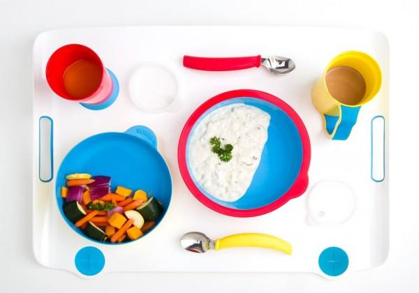 姚彥慈設計出專為失智老人打造的餐具,獲得設計首獎。(圖片擷取自「SHA DESIGN」網站)