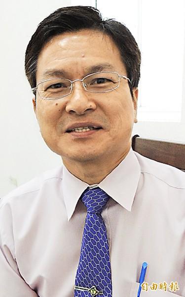 民進黨彰化縣長候選人魏明谷。(資料照,記者吳為恭攝)