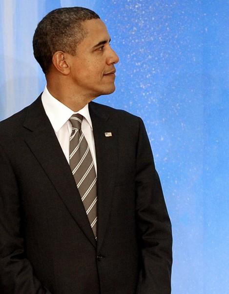 美國總統歐巴馬。(中央社資料照)