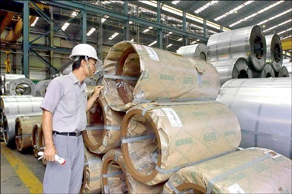 麥格里證券報告打臉馬政府!麥格里舉已生效的美韓FTA、韓歐盟FTA為例,指中韓FTA的衝擊不如想像中大,分析ECFA的貨貿協議解禁中國鋼品,才會對台灣上游鋼鐵業不利。(資料照)