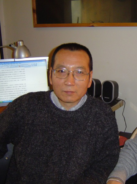 扣除獲獎時無國籍的達賴喇嘛以外,劉曉波為史上第一名獲頒諾貝爾和平獎的中國公民。(法新社)
