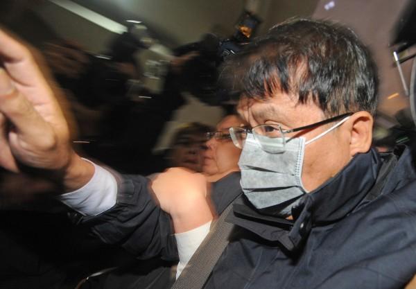 綠島監獄典獄長蘇清俊已被羈押。(資料照,記者劉信德攝)