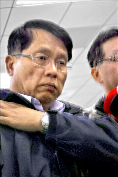 前綠島監獄典獄長蘇清俊。(資料照)